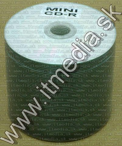 Image of IT Media **mini** CD-R 50cw **FullPrint** (IT5852)