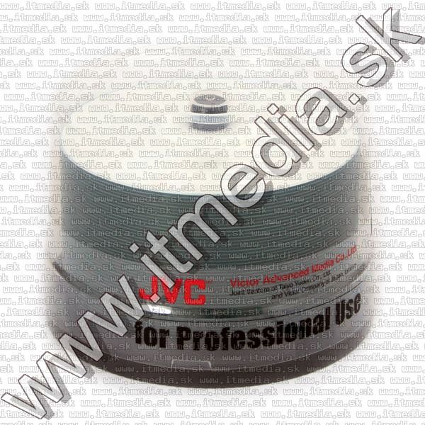 Image of JVC PRO CD-R 48x 50cake WaterShield™ Glossy Fullprint (IT8726)