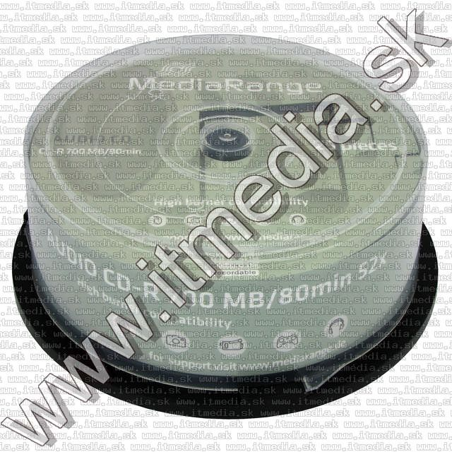 Image of Mediarange CD-R 80min -AUDIO- 25cake (IT7016)
