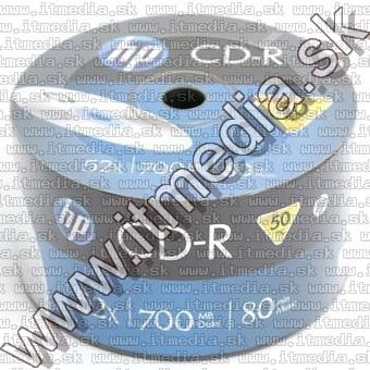 Image of HP CD-R 52x **50cw** *CMC* (IT10298)