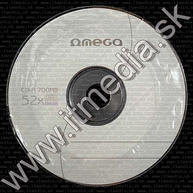 Image of Omega CD-R *****bulk***** 52x 50-100cw INFO! (IT0033)