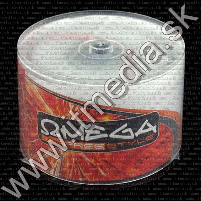 Image of Omega Freestyle CD-R 52x 50cake (IT3791)