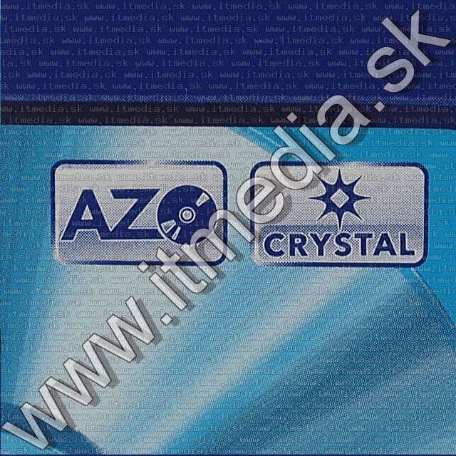 Image of Verbatim CD-R 52x SlimJC AZO CRYSTAL (43322) (IT5646)