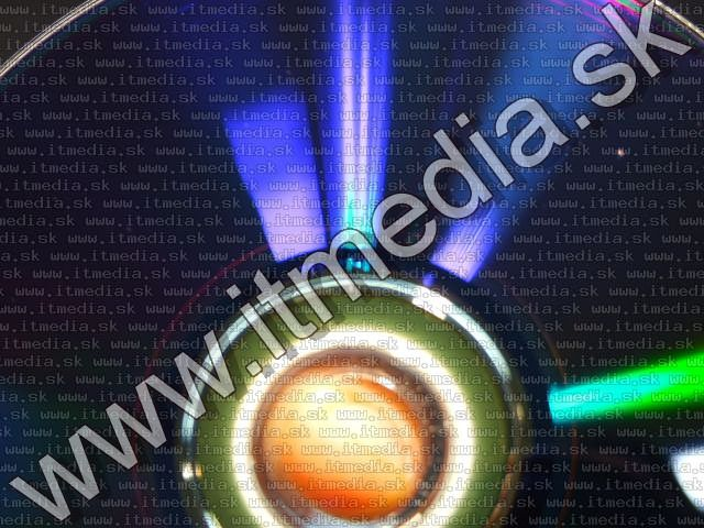 Image of IT Media DVD-R 8x *slim* fullprint **GOLD** Archival (IT3932)
