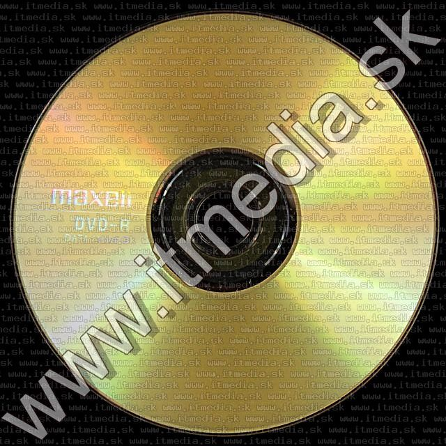 Image of Maxell DVD-R 16x 100cw (IT1933)