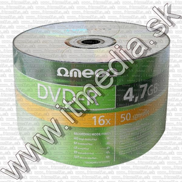 Image of Omega DVD-R 16x 50cw (IT7886)