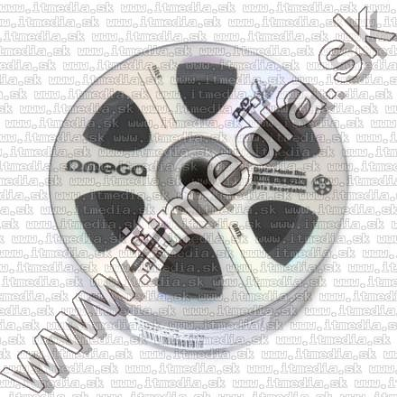 Image of Omega DVD-R 16x 50cw Digital Movie edition (CMC) (IT11503)