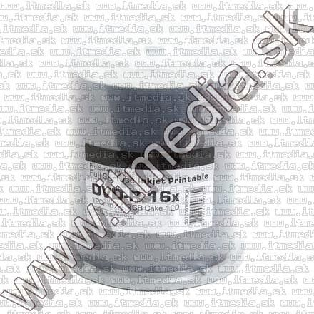 Image of Traxdata PRO DVD-R 16x 100cake Photo Fullprint NO-ID (HI-Res) (IT10806)