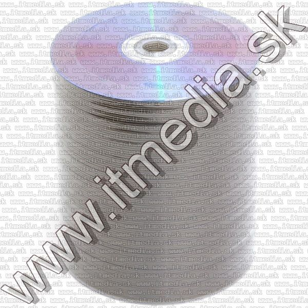 Image of Traxdata DVD-R 16x 100cw  (Silver Top No Stacking Ring) NON-PRINT INFO!!! (IT14291)