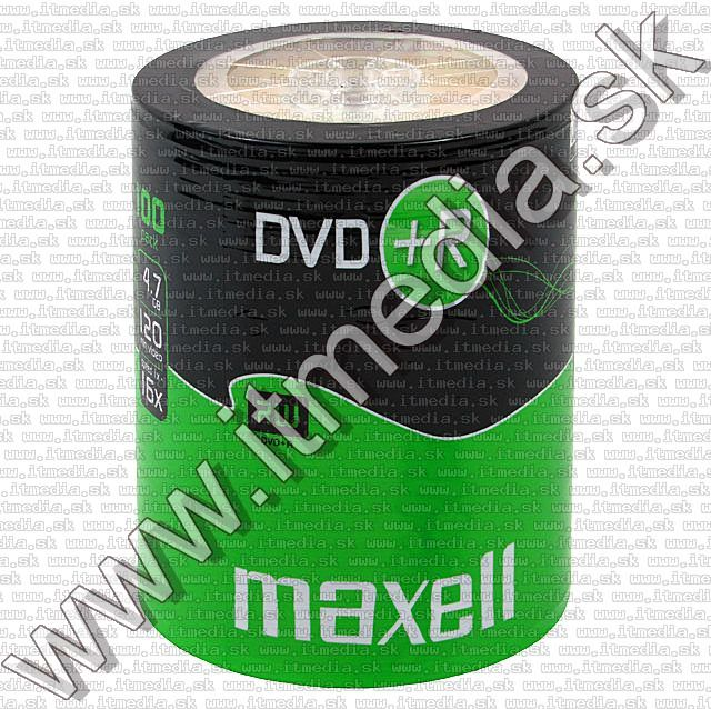 Image of Maxell DVD+R 16x 100cw (IT3761)