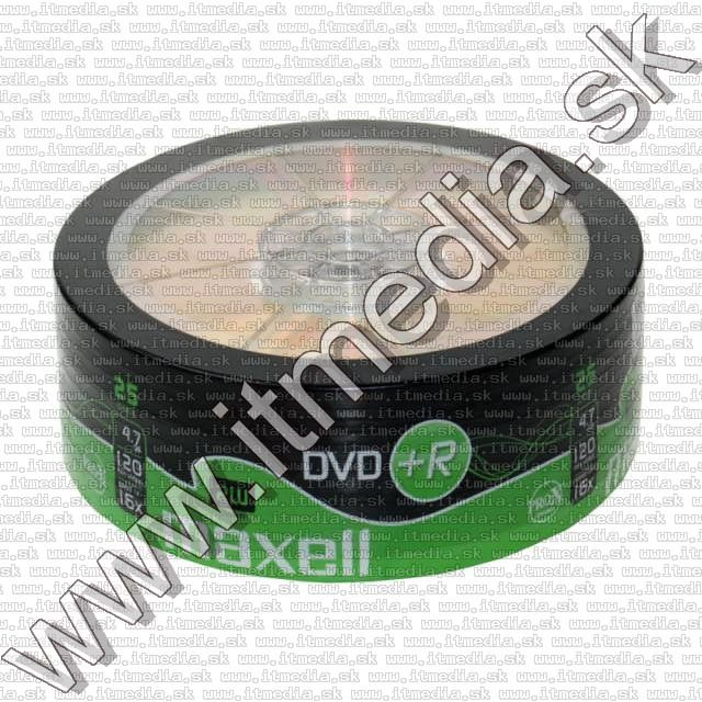 Image of Maxell DVD+R 16x 25cw (IT3054)