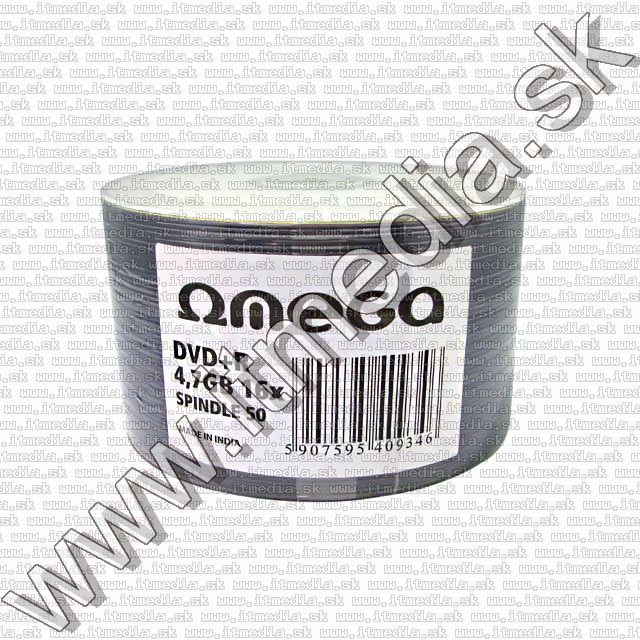 Image of Omega DVD+R 16x 50cw (IT10531)