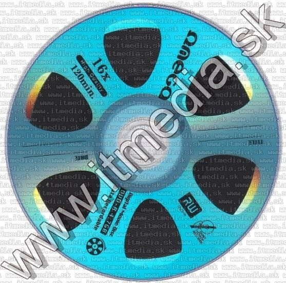 Image of Omega DVD+R 16x 50cw Digital Movie edition (CMC) (IT11504)