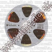 Image of Verbatim DVD+R 8x 10cw Digital Movie EOL  96857 (IT13446)