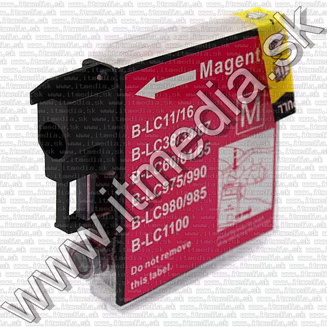 Image of Brother ink (MediaRange) ***LC980 LC1100 MULTIPACK*** (IT8844)