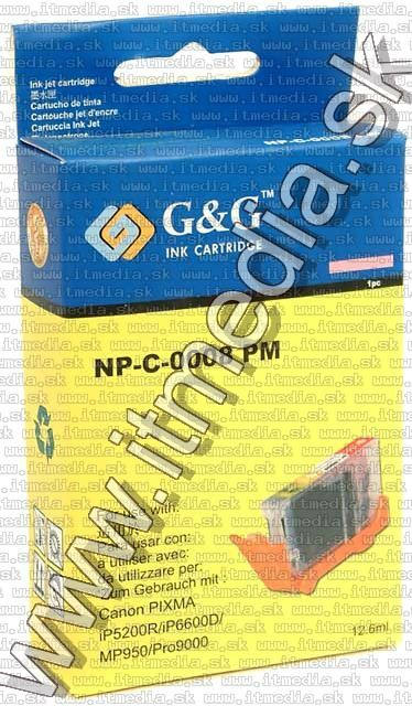 Image of Canon ink (GnG) CLI-8 ***Photo Magenta*** *nochip* INFO! (IT4225)