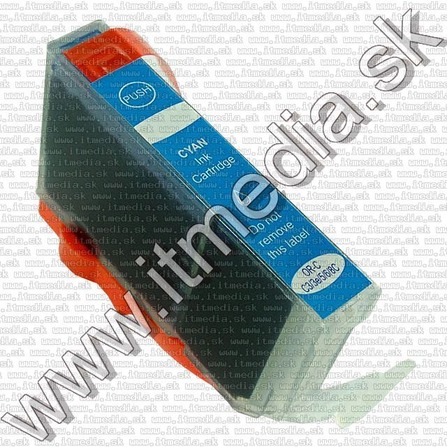 Image of Canon ink (itmedia) BCI-6/CLI-8 cyan  *NoChip* (IT0122)