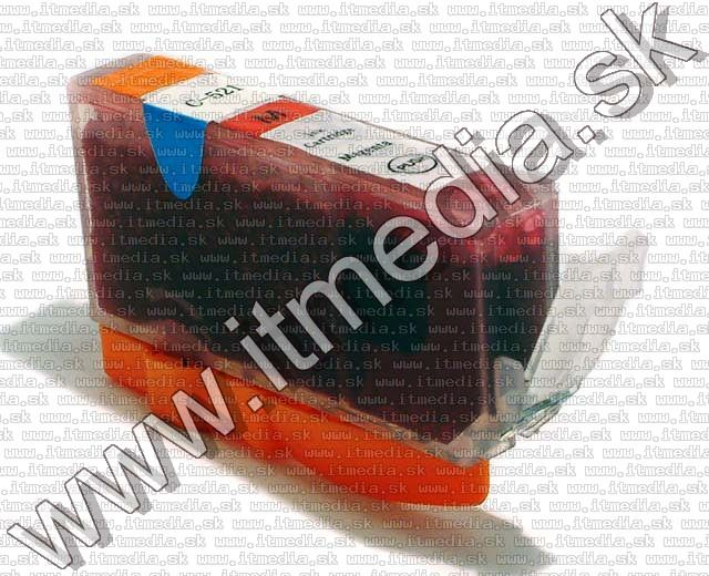 Image of Canon ink (itmedia) CLI-521 Magenta *With Chip* ECO (IT4746)
