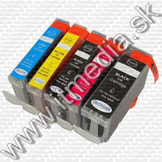 Image of Canon ink (itmedia) ***IP4200 MULTIPACK*** **CHIP** (IT5214)