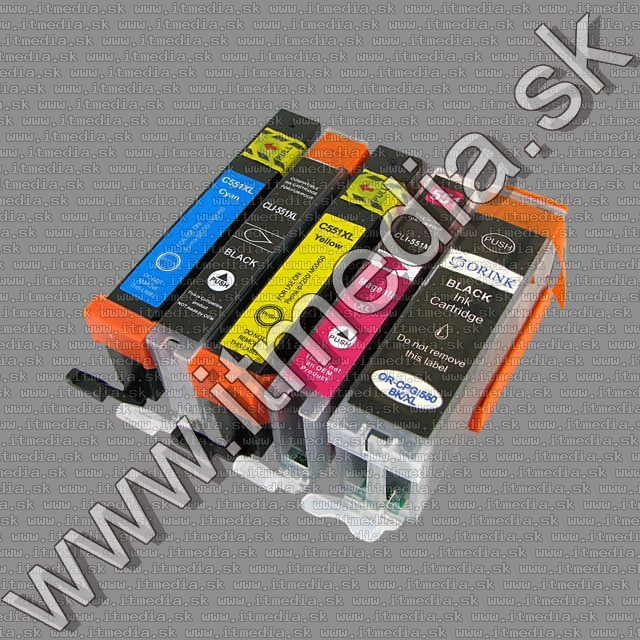 Image of Canon ink (itmedia) ***IP7250 MULTIPACK*** *CHIP* ECO (IT10509)