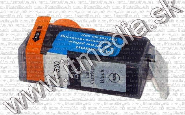 Image of Canon ink (itmedia) PGI-520 Black *With Chip* ECO (IT4743)