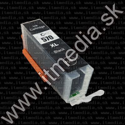 Image of Canon ink (itmedia) PGI-570XL Black OR CHIP (IT13375)