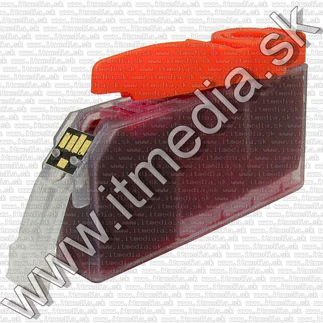 Image of Canon ink (itmedia) CLI-526 Magenta **WITH CHIP** ECO (IT7177)
