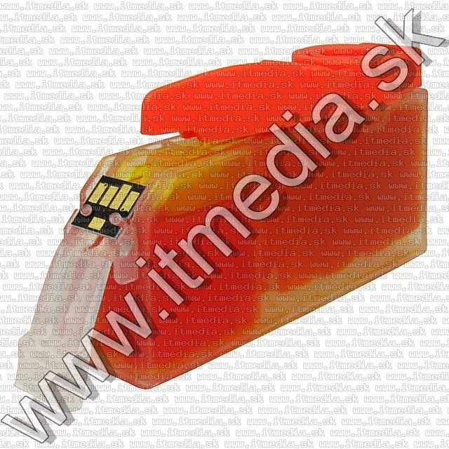 Image of Canon ink (itmedia) CLI-526 Yellow **WITH CHIP** ECO (IT7178)