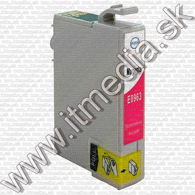 Image of Epson ink (ezPrint) T0963 Magenta (IT6862)