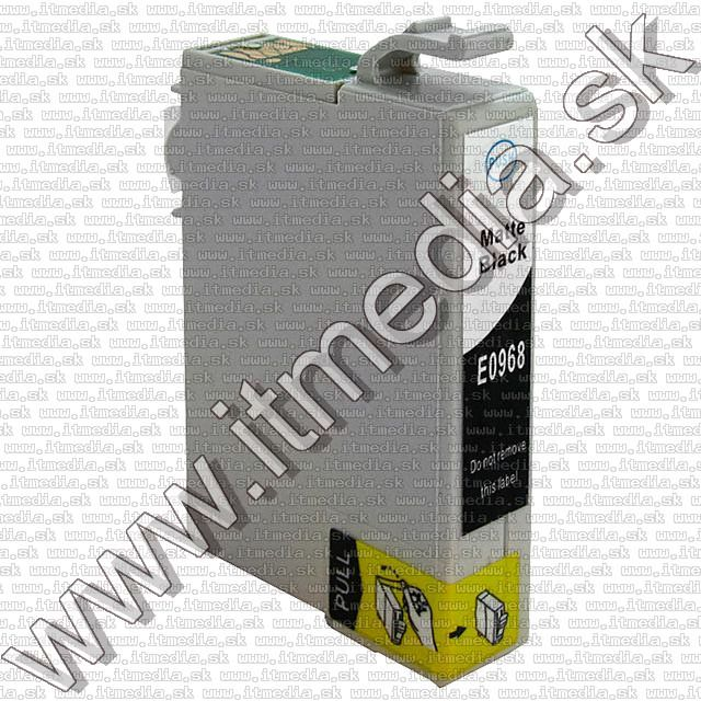 Image of Epson ink (ezPrint) T0968 Matt Black (IT6867)