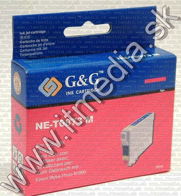 Image of Epson ink (GnG) 0T873 *M* (IT4794)