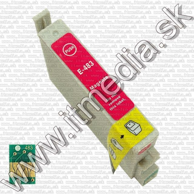 Image of Epson ink (itmedia) 0T483 magenta (OR) (IT0131)