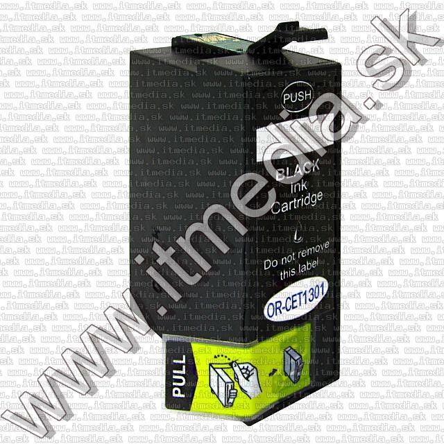 Image of Epson ink (itmedia) T1301 Black (V6.2) (IT7187)