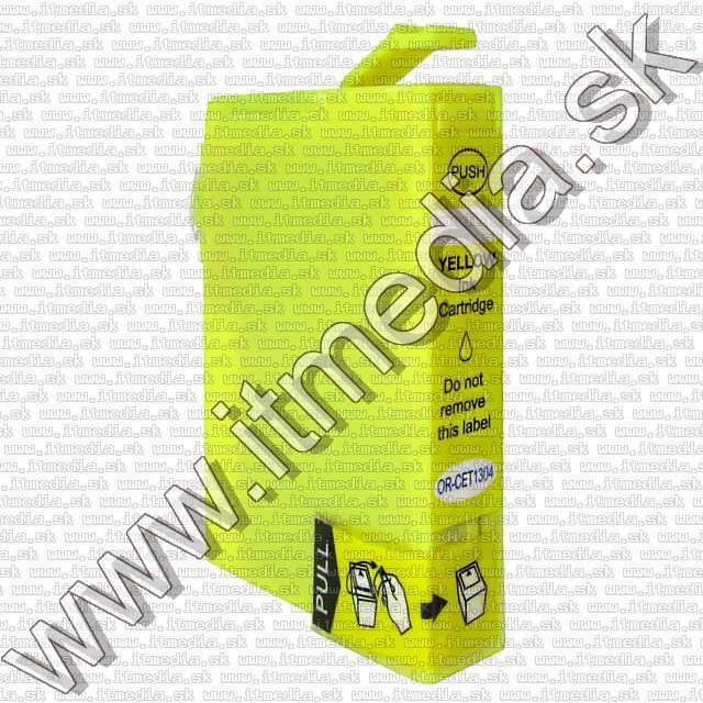 Image of Epson ink (itmedia) T1304 Yellow (V6.2) (IT7190)