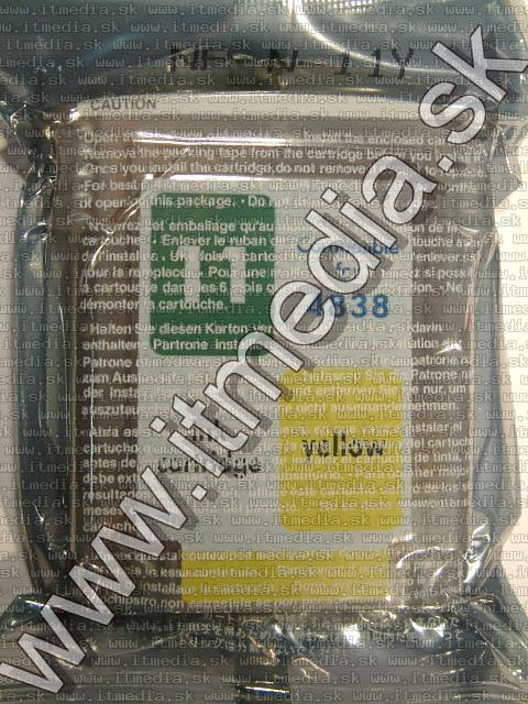 Image of Hp ink (itmedia) 36 Yellow (HP 11) Clone (4838A) 28 ml (IT1862)