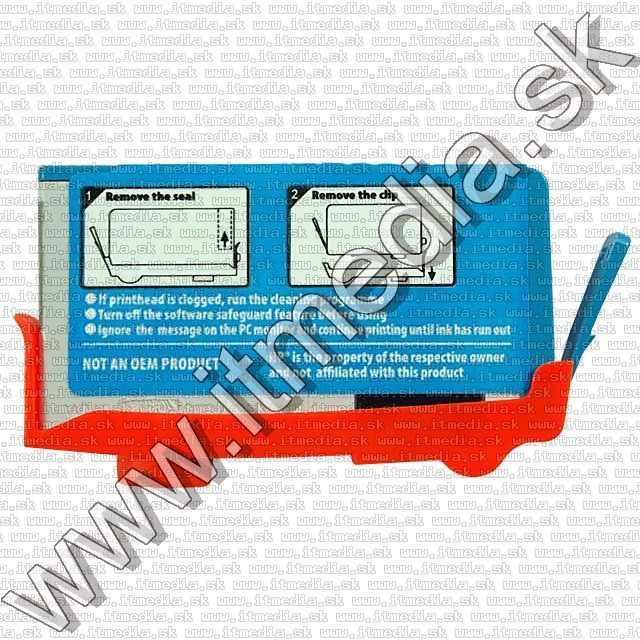 Image of Hp (itmedia) 920XL (CD972A) Cyan *CHIP* ECO (IT8330)