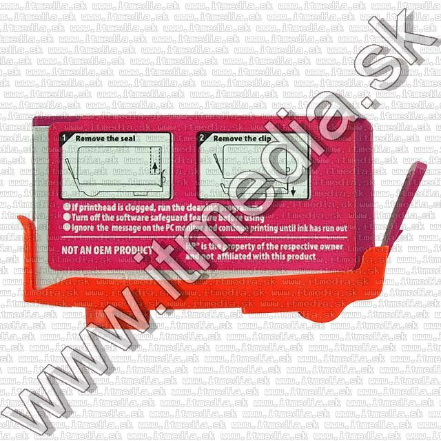 Image of Hp (itmedia) 920XL (CD973A) Magenta *CHIP* ECO (IT8331)