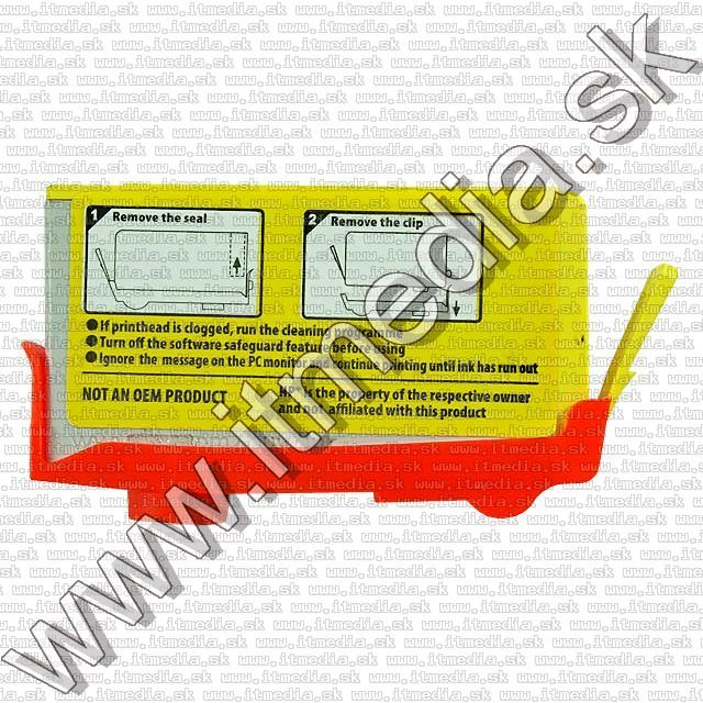 Image of Hp (itmedia) 920XL (CD974A) Yellow *CHIP* ECO (IT8332)