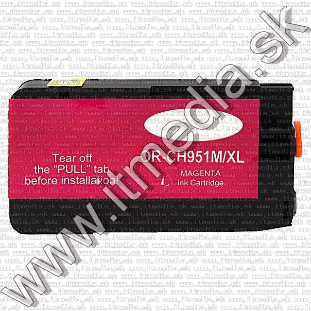 Image of HP ink (itmedia) 951 (CN047AN) Magenta XL 30ml (IT9542)