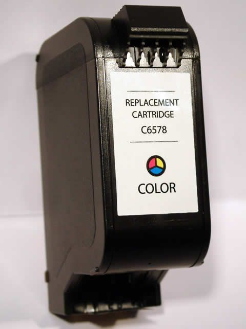Image of HP ink (itmedia) C6578A XL 3color *CLONE* (HP 78) 45ml (ECO) (IT1487)