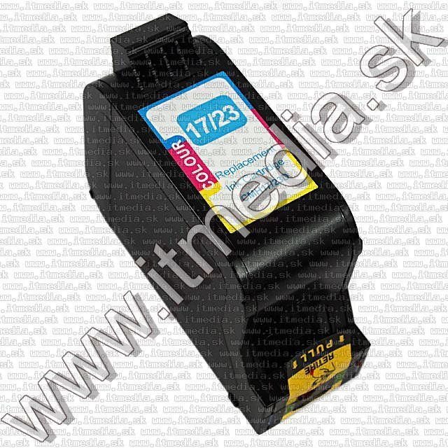 Image of Hp ink (itmedia) C6625AE C1823D [HP 17][HP 23] color *RENEW* (IT8811)
