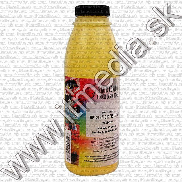 Image of IT Media HP 1500 refill powder Yellow 40g (IT2894)
