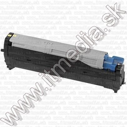 Image of Oki toner (itmedia) c5650 Black 43865708 (IT6850)