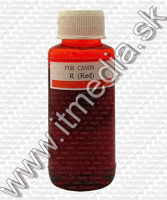 Image of Canon refill ink (itmedia) **RED** 100ml (IT5897)