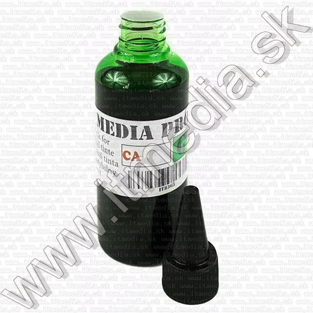 Image of Canon refill ink (itmedia) **GREEN** 100ml PREMIUM DYE (ZH) (IT8365)
