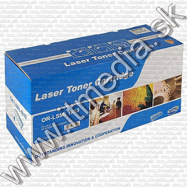 Image of Samsung Toner (itmedia) ML-1610/2010 (MLT-D119S) Fekete *Chippes* 3000oldal (IT7514)