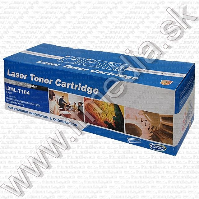 Image of Samsung Toner (itmedia) ML-1660 Black (MLT-D1042S) *WITH CHIP* (ECO) (IT8724)