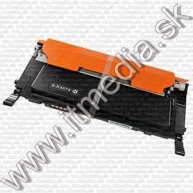 Image of Samsung toner CLP-320 Black (itmedia) (IT9861)