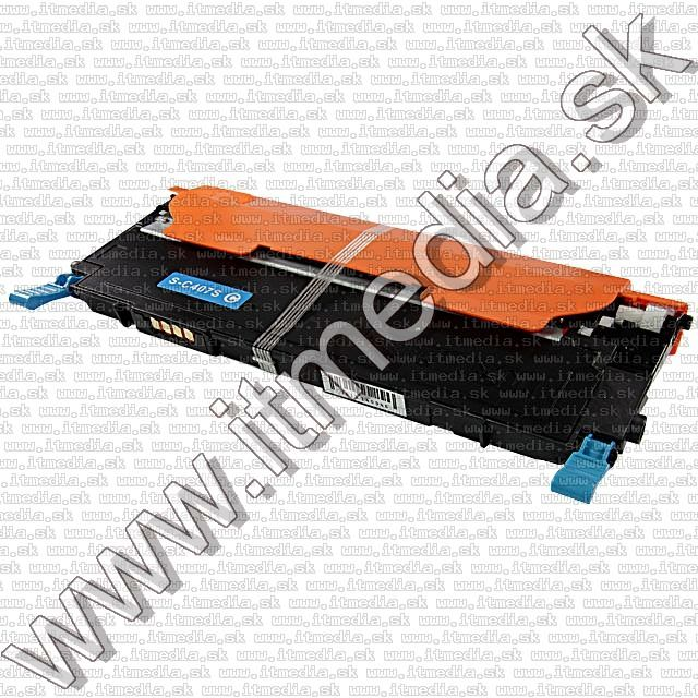 Image of Samsung toner CLP-320 Cyan (itmedia) (IT9862)