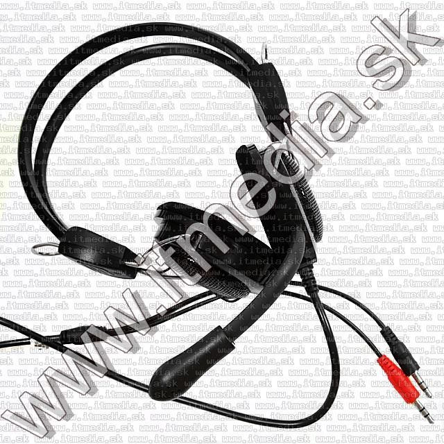 Image of Shuoni Headset SN-A20MV (A30) with microphone (IT8006)